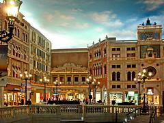 Macau: The Venetian - Grand Canals & Shopping Area (gerard eder) Tags: world china travel asia casino viajes macau reise thevenetian eastasia easternasia