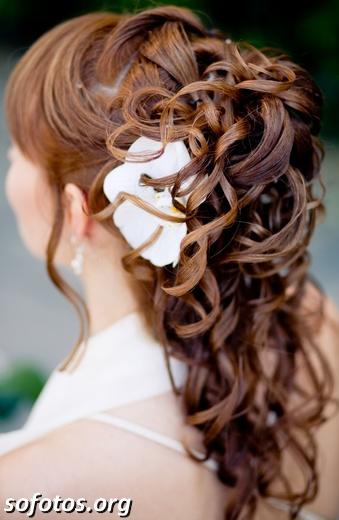 Penteados para noiva 206