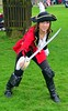 Pirates Weekend at Tutbury Castle 2013 (masimage) Tags: castle girl jack pirates carribean sparrow pirate captain sword capt nell swashbuckling tutbury claymore swashbuckler privateer musket gwynn 2013 buccanear