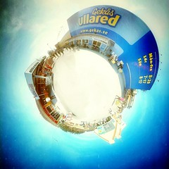 Geks Ullared ( feelium ) Tags: halland ullared falkenberg geks tinyplanet flickrandroidapp:filter=none