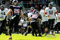 Cologne Falcons vs. Duesseldorf Panther 2013-05-12 15-19-03 (AmFiD) Tags: football gfl dsseldorfpanther colognefalcons amfid