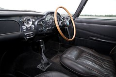 Interior of DB5 (yang0302) Tags: db astonmartin 007