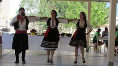 Pefkos (deltrems) Tags: easter greek dancers greece pefkos orthodox rodos rhodes matina aparthotel pefki