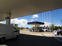 May 13, 2013 (the brilliant magpie) Tags: road trip travel vacation italy bus shop truck store spring italia driving tour north may stop convenience autogrill