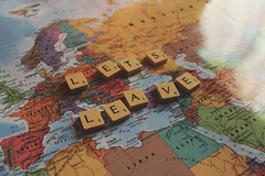 Let's Leave (Alicia MB.) Tags: map scrabble letters country countries world canon 600d 1855mm lens kit photoshop cs6 travel fly leave