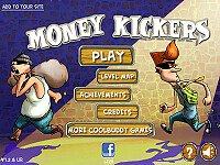 笨賊拍檔(Money Kickers)