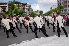 Swing harmonie (Laroche.gilbert) Tags: danse swing parade fte groupe auvergne musique 850 dfil harmonie chorgraphie patronale 2013 chamalires gilbertlaroche