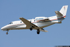 Augusta Air Cessna 560XL Citation XLS D-CVVV cn 560-5723 (Clment Alloing - CAphotography) Tags: test canon airplane airport aircraft flight airbus toulouse airways aeroport aeropuerto blagnac spotting tls 100400 lfbo