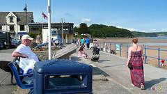 Pembrokeshire June 2013 - 042 - Saundersfoot (marmaset) Tags: beach rural village angle pembrokeshire pembs