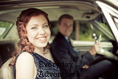 Rachael Grad (Every Day Adventures) Tags: portrait woman canada beautiful britishcolumbia grad chilliwack bluedress