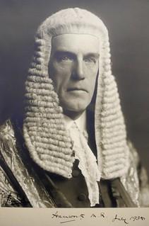 Photograph of Lord Hanworth