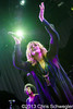 Grace Potter And The Nocturnals @ DTE Energy Music Theatre, Clarkston, MI - 07-09-13