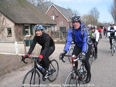 Rekreatoer Rijploeg Toertocht 2013-04-06_020 (Rekreatoer) Tags: ridderkerk wielrennen toerfietsen rijploeg rekreatoer