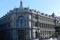 Madrid sede Banco de España 01 (Rafael Gomez - http://micamara.es) Tags: madrid sede banco de españa spain plaza cibeles barrio sol