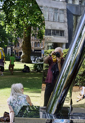 _MG_6518_18#365 (plw1053) Tags: park people selfportrait london reflections project mirror illusion 365 cavendish 50mmf14 project365 canon600d