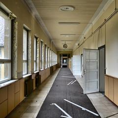 abandoned school (milos.moeller) Tags: school abandoned schule abandonedplace napola internat fachschule lostplace eliteschule parteischule npea bezirksparteischule