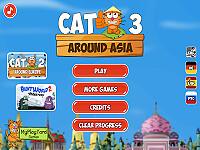 貓咪吃遍亞洲(Cat Around Asia)