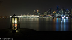 9o'clock gun-1.jpg (Jeremy Oberg Photography) Tags: park longexposure vancouver long exposure downtown gun panoramic stanley stanleypark 9oclockgun downtownvancouver