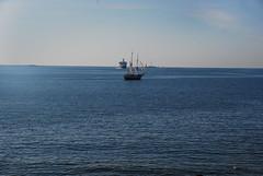 Distant Boats (Let Ideas Compete) Tags: world sea heritage finland helsinki landmark icon unesco fortress iconic touristattraction suomenlinna sveaborg viapori saari suokki touristsattraction
