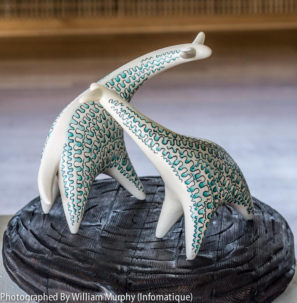 The Flirtation By Barra Cassidy - Sculpture In Context 2013