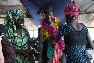 Kenya and Malawi: first graduation of university students sponsored by the Jesuit Refugee Service