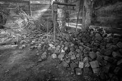 balance (adzhaedy) Tags: blackandwhite white black arang kilang