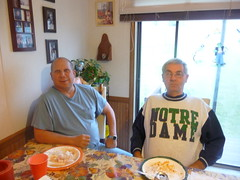 Friends (creed_400) Tags: autumn west october dad belmont michigan carl