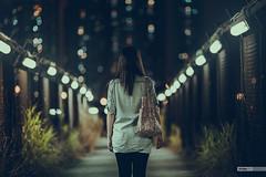 (d3sign) Tags: life city light night movie dof bokeh hong kong story moment cinematic