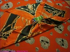 274TC_Prefering_Scarf_Gags_(12)_Nov01, 2013_2560x1920_B010087_sizedFlickR (terence14141414) Tags: scarf silk bondage rope gag foulard soie gagging nylonrope esarp