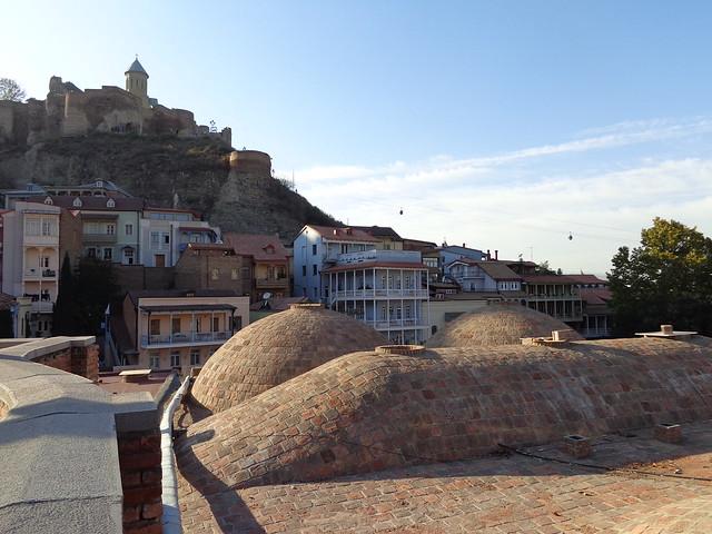 Rodamundos: Hasta la capital. Tbilisi