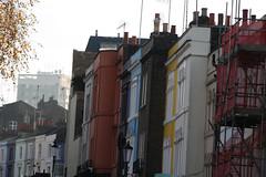Coloured (tezzer57) Tags: uk windows england urban london portobelloroad londonist