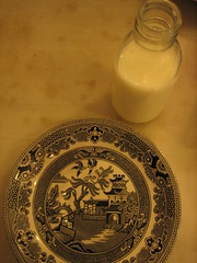 stylish (Ladybadtiming) Tags: china london shop table liberty milk plate tudor bliss luxury stylish