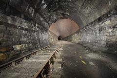 miley tunnel  (Explore 2014-11-13) (scrappy nw) Tags: abandoned canon underground railway tunnel lancashire explore forgotten urbanexploration preston derelict urbanexploring ue urbex scrappy mileytunnel canon600d scrappynw