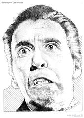 Christopher Lee Drácula