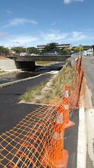 Leith construction (behinddreaming) Tags: newzealand water construction otago dunedin waterofleith gigatowndunedin gigatowndun