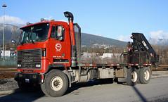 Bricks N Blocks (West Coast Motorhead) Tags: truck semi rig mack cabover