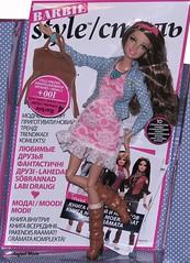 Teresa - Barbie Glamour Luxury Fashion 2014 (bedofdeadleaves) Tags: doll barbie teresa mattel barbieglamourluxuryfashion