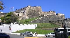 San Juan - Castillo San Cristobal (roger4336) Tags: cruise puertorico fort sanjuan sancristobal caribbean fortress castillo burg festung 2014 castillosancristobal castillodesancrostobal