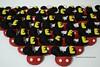 Chaveiros Mickey Mouse (ovelhanegra_toys) Tags: birthday party handmade decoration felt mickey mickeymouse feltro fieltro feltcraft ovelhanegratoys