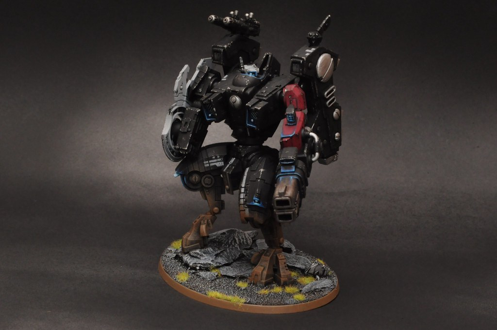 The World's most recently posted photos of battlesuit and
