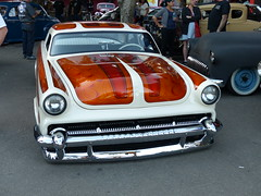 54 fod kustom (bballchico) Tags: ford 1954 chopped custom kustom mattegan grandnationalroadstershow2014