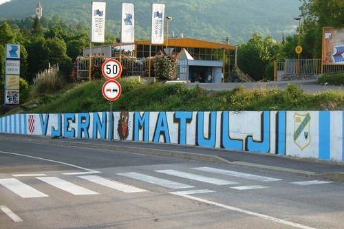 Grafiti: okolica zapad