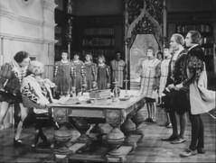 no title (annacarvergay) Tags: table books tudor doorway namethatfilm unnamed silentfilm interiordecorating lubitsch