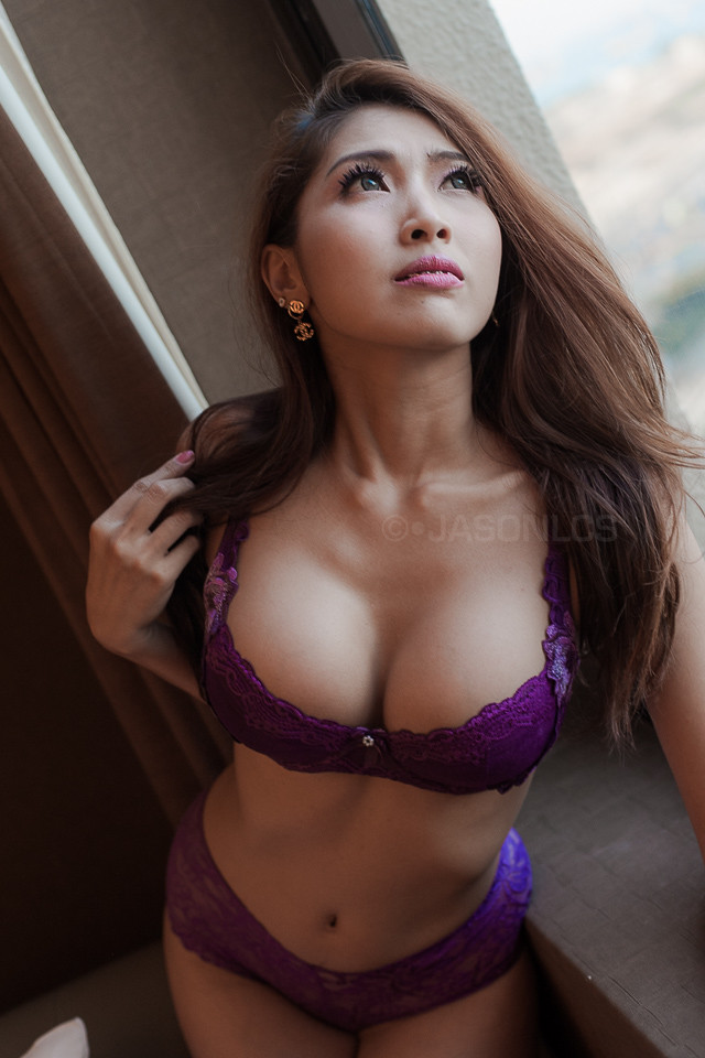 sexy asian breasts