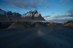 "Stokksnes and Vestrahorn, Iceland • <a style=""font-size:0.8em;"" href=""https://www.flickr.com/photos/21540187@N07/12903561415/"" target=""_blank"">View on Flickr</a>"