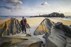 [_K2S2600pp72] Waiting for giant to wake... (JW Hisham Marmin) Tags: sleeping sunset seascape nature rock sunrise giant landscape terengganu kemaman hishammarmincom hishammarmin pentaxk5iis k5iis smcpda1224mmf4edalif