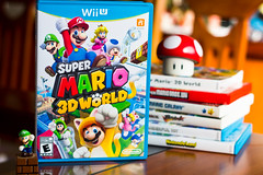 Super Mario 3D World (FaruSantos) Tags: nintendo mario games videogames wiiu supermario3dworld