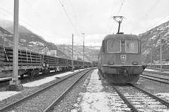 briga #13 (train_spotting) Tags: wallis brig valais briga brigue bassersdorf sbbcffffs sbbcargo re6611678