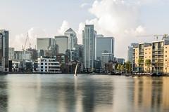 Canary Wharf London (ben veasey) Tags: london skyscrapers canarywharf