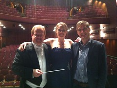 After a concert in Denmark with Stine Elbæk Soprano